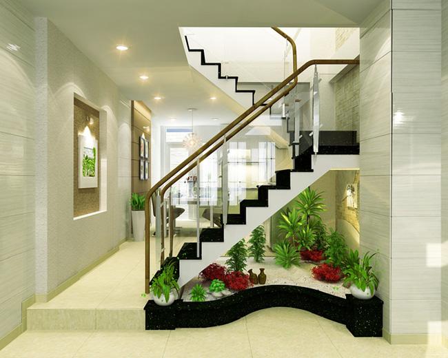 Những vị trí cần tuyệt đối tránh khi đặt cầu thang