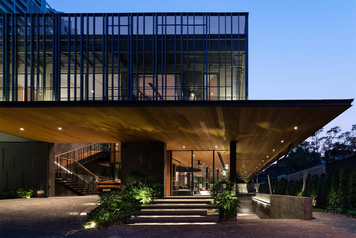 Kiến trúc đương đại cho khí hậu nhiệt đới Sài Gòn