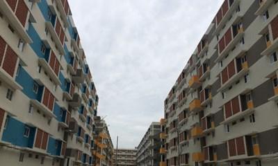 Doanh nghiệp xây nhà giá rẻ có thể được vay lãi suất thấp